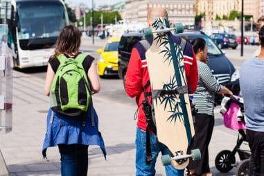 Can You Travel With a Longboard