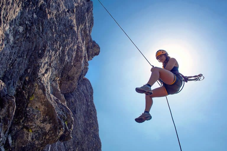 What Skills Do You Need for Abseiling