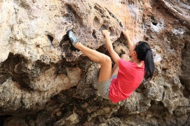 What is Free Soloing in Climbing