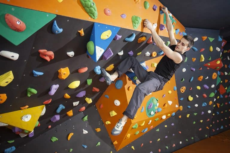 Why is Bouldering So Popular