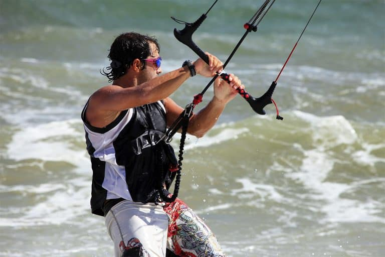 Is Kiteboarding a Good Workout