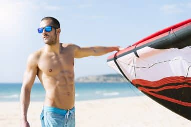 Is Kitesurfing a Good Workout
