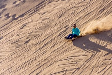 Can You Sled on Sand