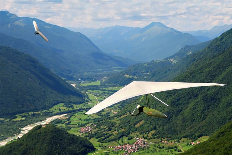 How Does Hang Gliding Work