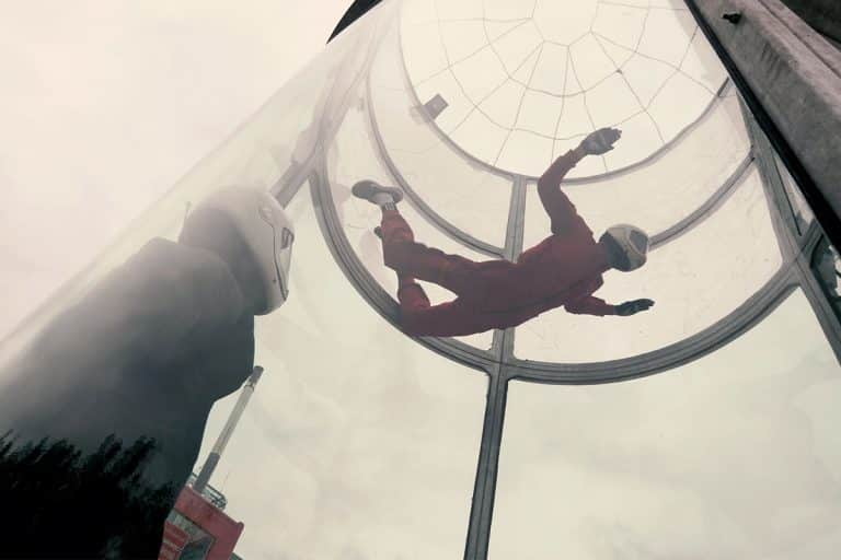 How Much Does Indoor Sky Diving Cost