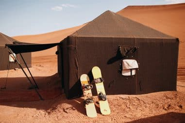 What Are the Best Places for Sandboarding