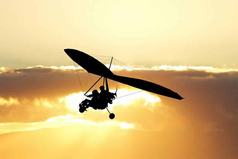 What Do You Call a Motorized Hang Glider