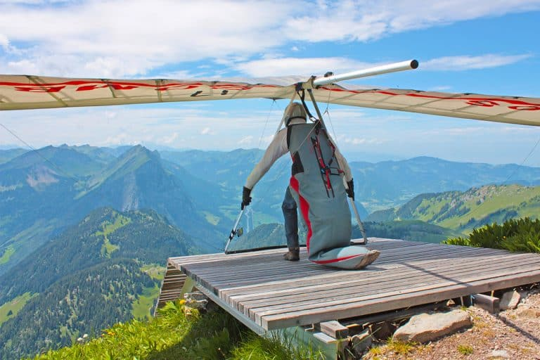What Do You Need for Hang Gliding