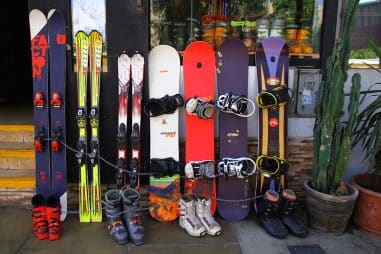 What Is Needed for Sandboarding