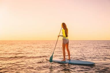 Can Anyone Stand Up Paddle Board