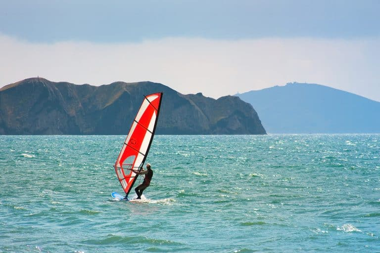 How Much Wind Do You Need for Windsurfing
