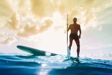 Is SUP Boarding a Good Workout