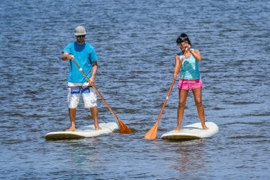 How Easy Is It to Learn to Paddle Board for Beginners