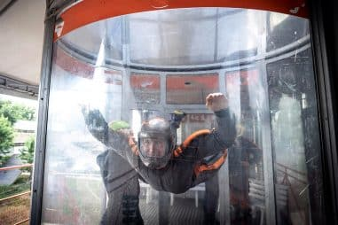 Is Indoor Skydiving Like the Real Thing