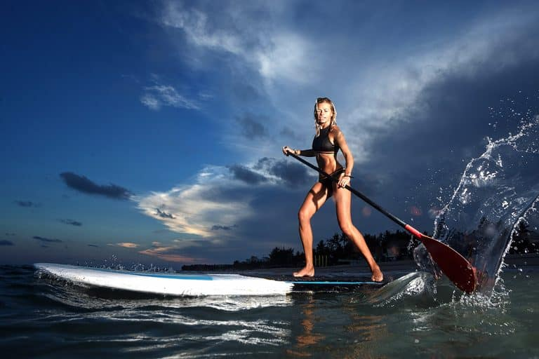 Is Stand Up Paddle Boarding Good Exercise