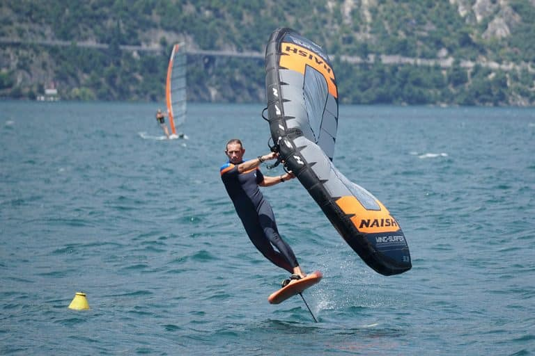 What Is Foiling in Windsurfing