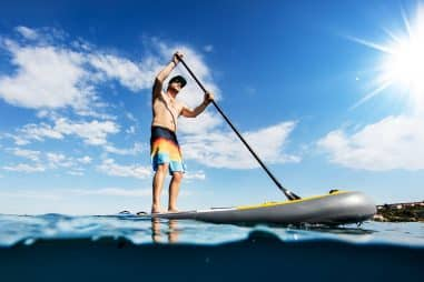 How Fast Can You Go on a Paddle Board
