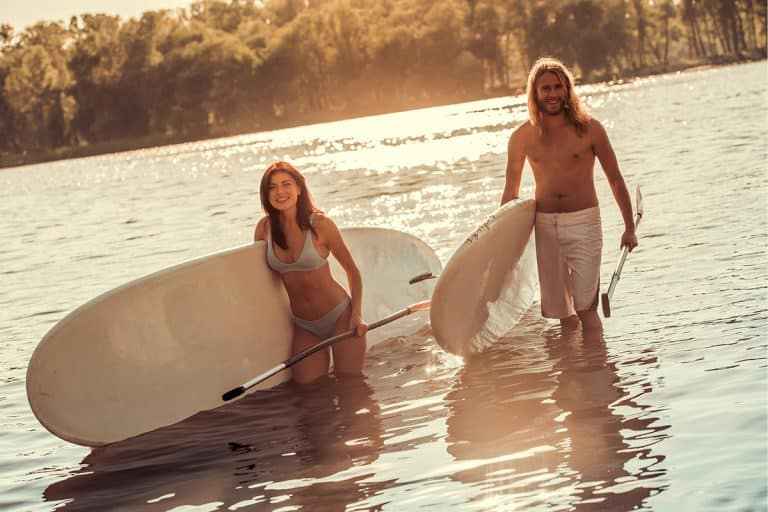 Is Paddle Boarding Healthy and a Good Exercise