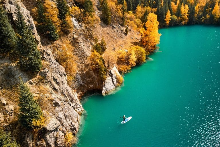 Where Can I Paddle Board in the USA and in the UK