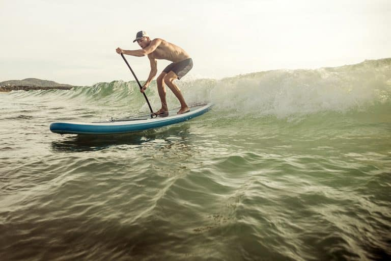 Paddle Boarding in the Ocean, Lake, River, and Canals