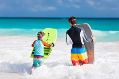 Best US Beaches for Boogie Boarding