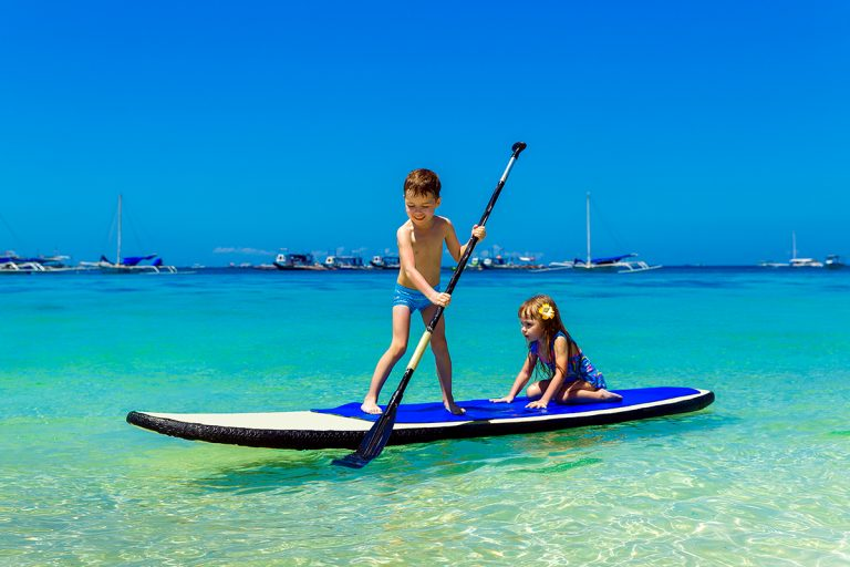 What Age Can You Start Paddle Boarding