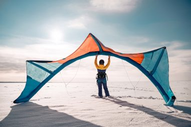 What Do I Need for Snowkiting